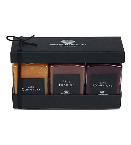PIERRE MARCOLINI The Classic Collection Jams & Spread