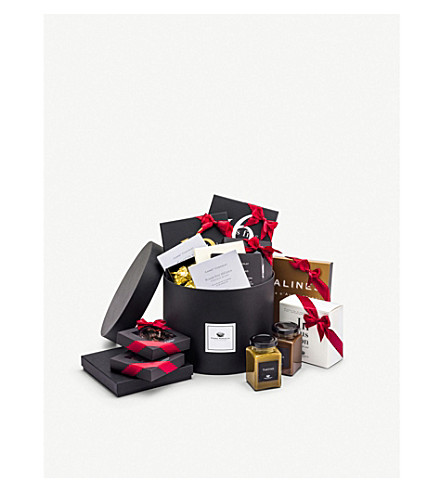 PIERRE MARCOLINI The Gourmet Gift basket