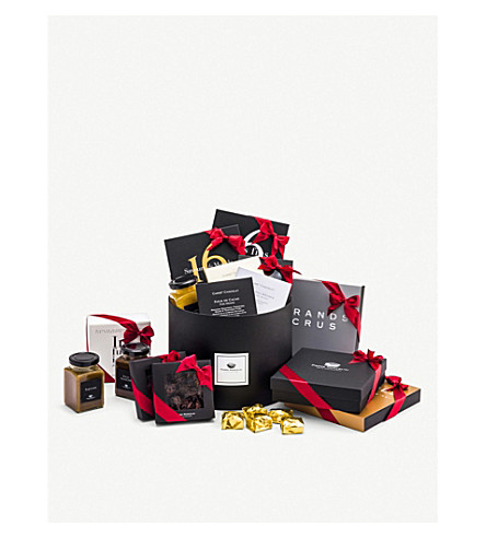 PIERRE MARCOLINI The Prestige Gift basket