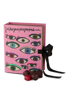 PIERRE MARCOLINI Olympia Le-Tan Eyes chocolate box