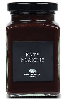 PIERRE MARCOLINI Pate Fraiche Chocolat Noir spread