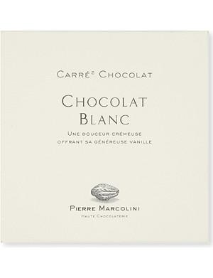 PIERRE MARCOLINI Carre Chocolat chocolat blanc