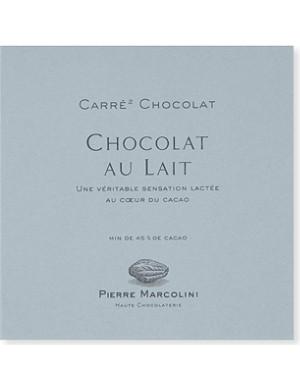 PIERRE MARCOLINI Carre Chocolat chocolat au lait