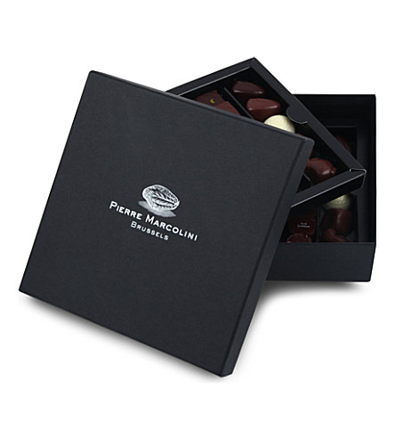 PIERRE MARCOLINI Malline Gourmande chocolate selection