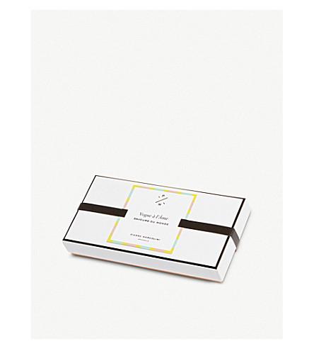 PIERRE MARCOLINI Saveurs du Monde 16 chocolate squares