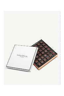PIERRE MARCOLINI Malline Grand Crus dark ganache chocolates