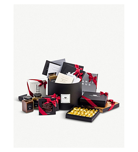 PIERRE MARCOLINI The Deluxe Gift basket