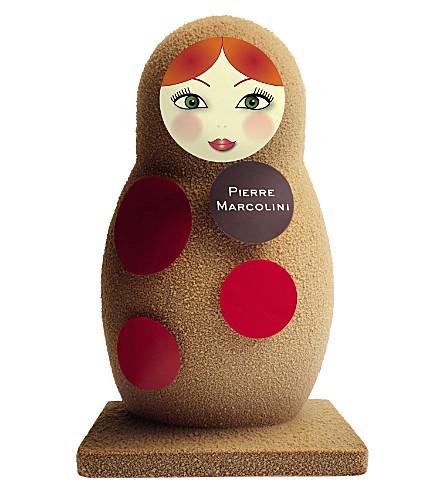 PIERRE MARCOLINI Petite poupee milk chocolate dolls