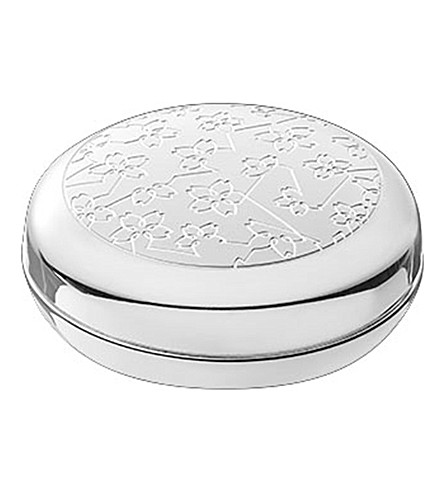 CHRISTOFLE Constellation silver-plated box