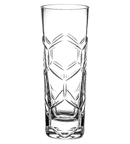 CHRISTOFLE Madison 6 crystal glass vase