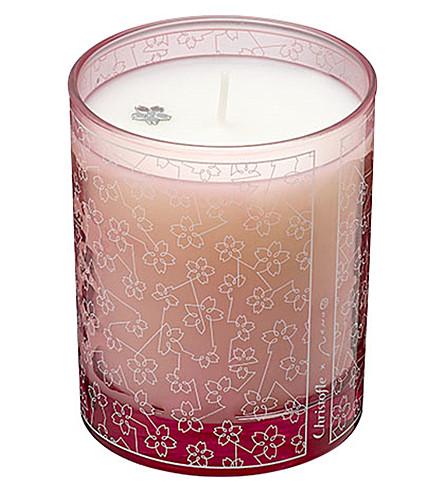 CHRISTOFLE 星座玻璃香薰蜡烛