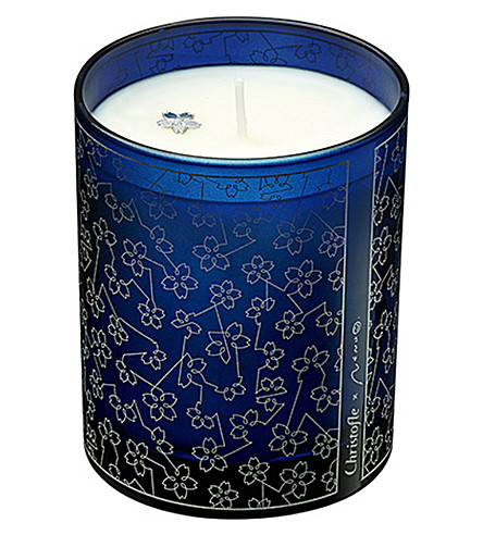 CHRISTOFLE 星座玻璃香味蜡烛