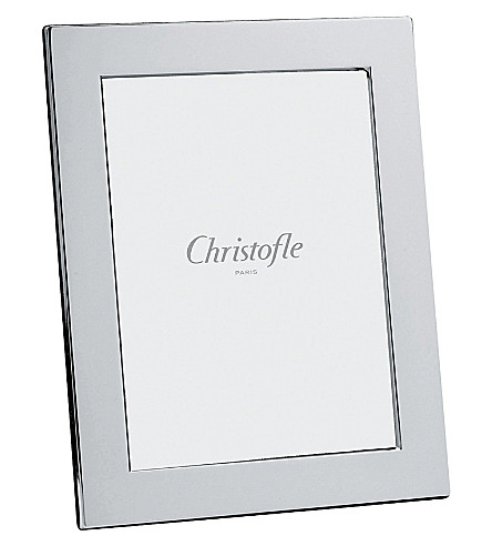 CHRISTOFLE Photo frame, 18 x 24cm, fidelio, silver (Silver