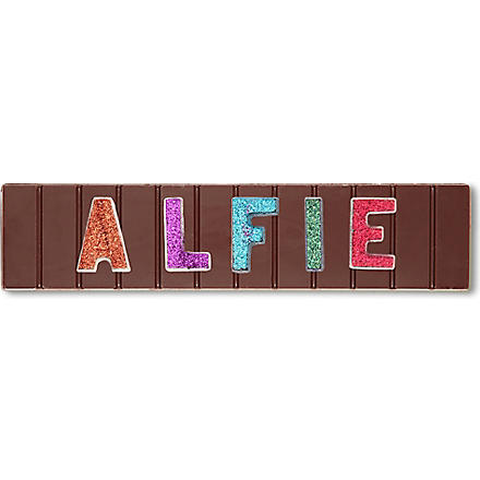 COCOMAYA Alfie milk chocolate bar 145g