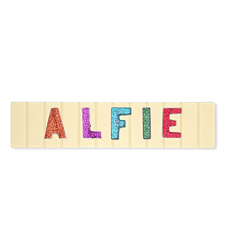 COCOMAYA Alfie white chocolate bar 145g