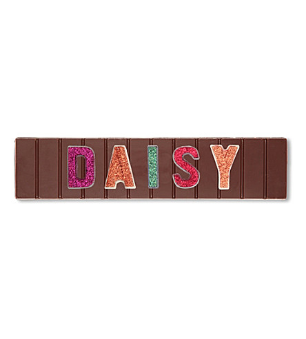 COCOMAYA Daisy milk chocolate bar 145g