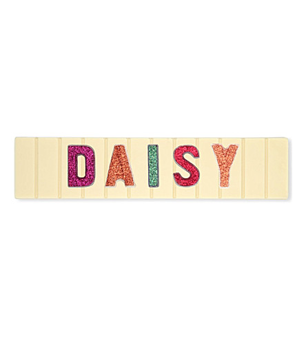 COCOMAYA Daisy white chocolate bar 145g