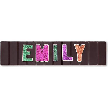COCOMAYA Emily dark chocolate bar 145g