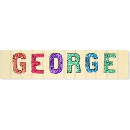 COCOMAYA George white chocolate bar 145g