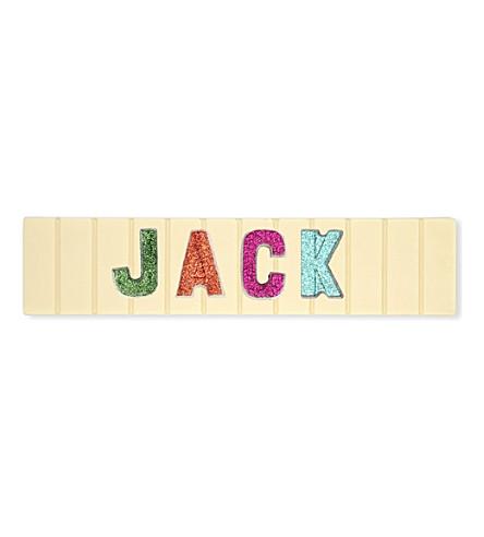 COCOMAYA Jack white chocolate bar 145g
