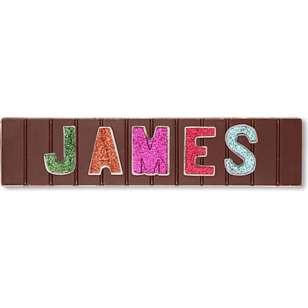 COCOMAYA James milk chocolate bar 145g