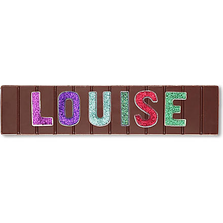 COCOMAYA Louise milk chocolate bar 145g