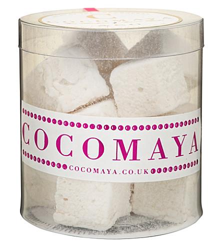 COCOMAYA Vanilla marshmallows 95g