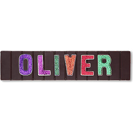 COCOMAYA Oliver dark chocolate bar 145g