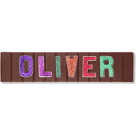 COCOMAYA Oliver milk chocolate bar 145g
