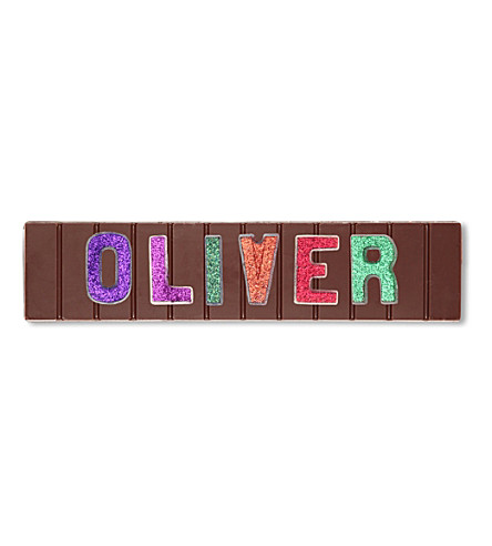 COCOMAYA Oliver milk chocolate bar 145g