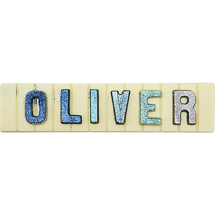 COCOMAYA Oliver white chocolate bar 145g