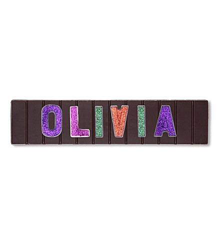 COCOMAYA Olivia dark chocolate bar 145g