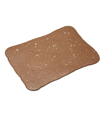 COCOMAYA Milk chocolate sea salt slice 410g