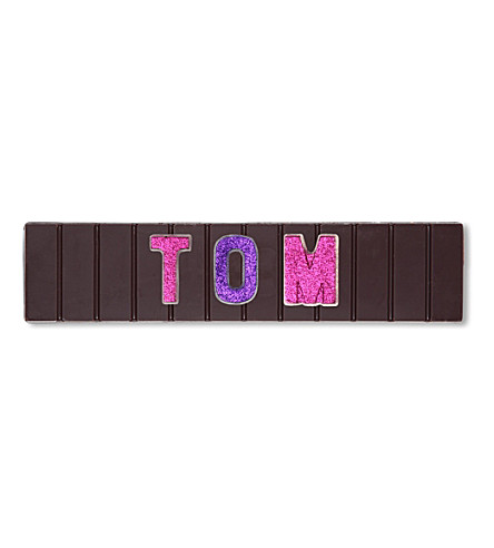COCOMAYA Tom dark chocolate bar 145g