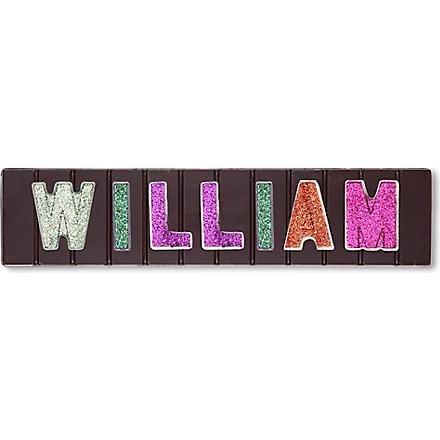 COCOMAYA William dark chocolate bar 145g