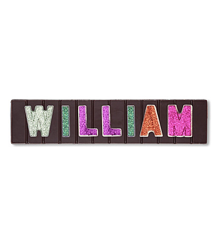 COCOMAYA William dark chocolate bar 145g