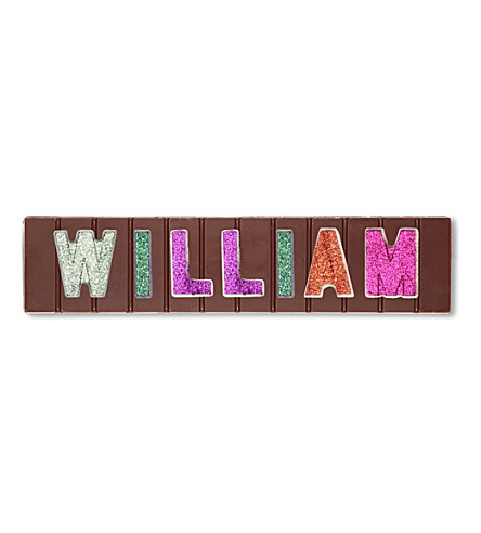 COCOMAYA William milk chocolate bar 145g