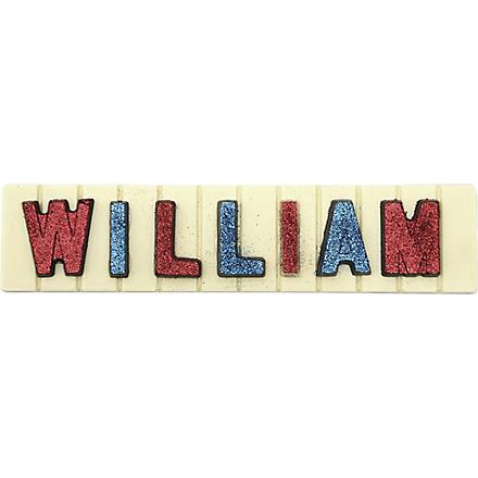 COCOMAYA 145g William white chocolate bar