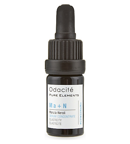 ODACITE Marula + Neroli Elasticity facial serum concentrate 5ml