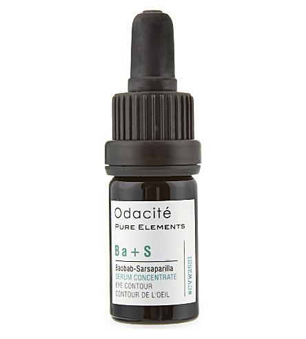 10 IS Baobab + Sarsparilla Eye Contour facial serum concentrate 5ml