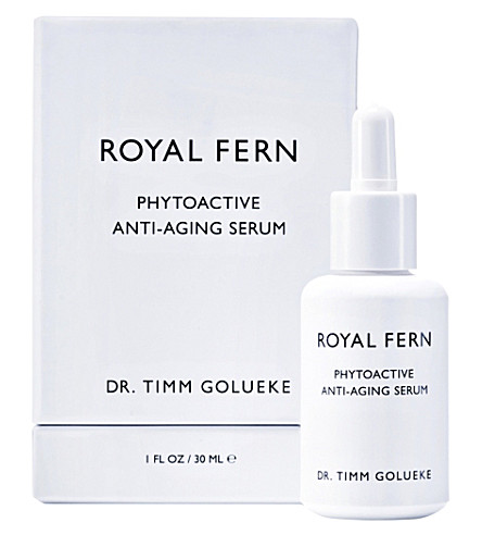 ROYAL FERN Phytoactive anti-aging serum 30ml