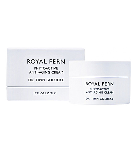 ROYAL FERN Phytoactive anti-aging eye cream 15ml