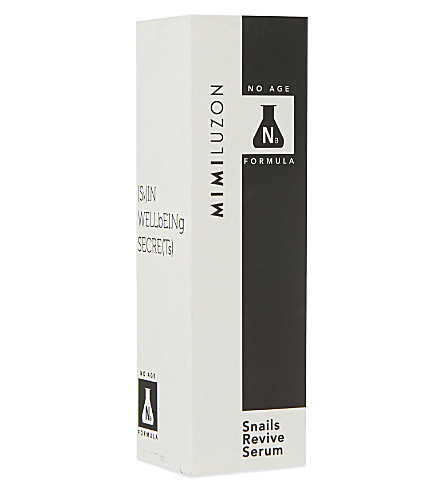 FACE GYM No Age Formula snails revive serum 30ml