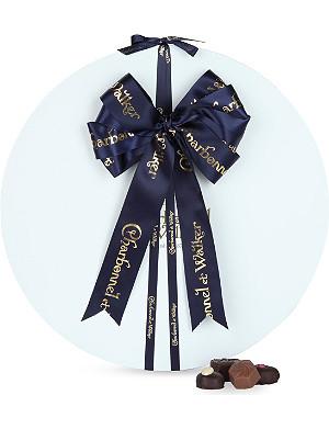 CHARBONNEL ET WALKER Boite Blanche chocolate box 1000g