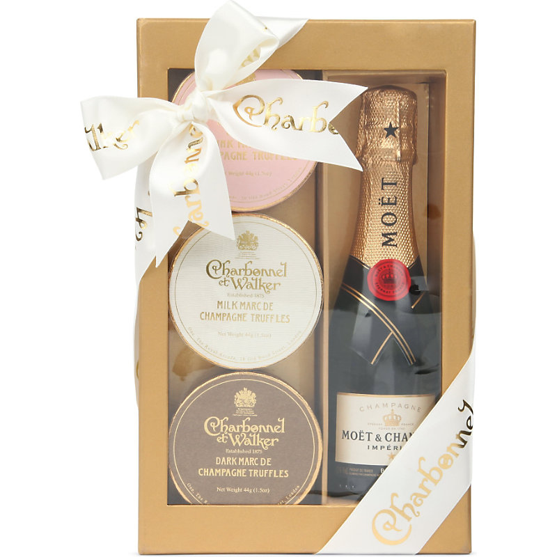 Champagne Hampers Duo Wine Sets & Christmas Gift Boxes