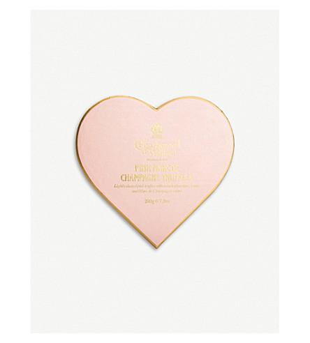 CHARBONNEL ET WALKER Pink Marc De Champagne chocolate truffles 200g