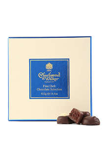 CHARBONNEL ET WALKER Dark chocolate selection 410g