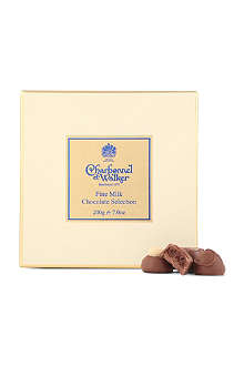 CHARBONNEL ET WALKER Fine milk chocolate selection 200g