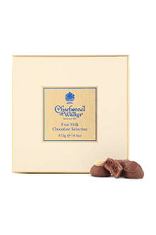CHARBONNEL ET WALKER Fine milk chocolate selection 410g