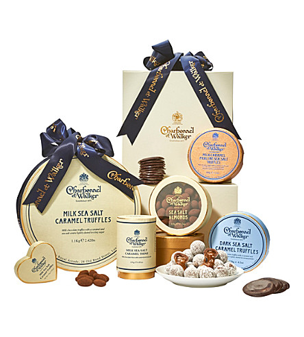 CHARBONNEL ET WALKER Decadent sea salt hamper